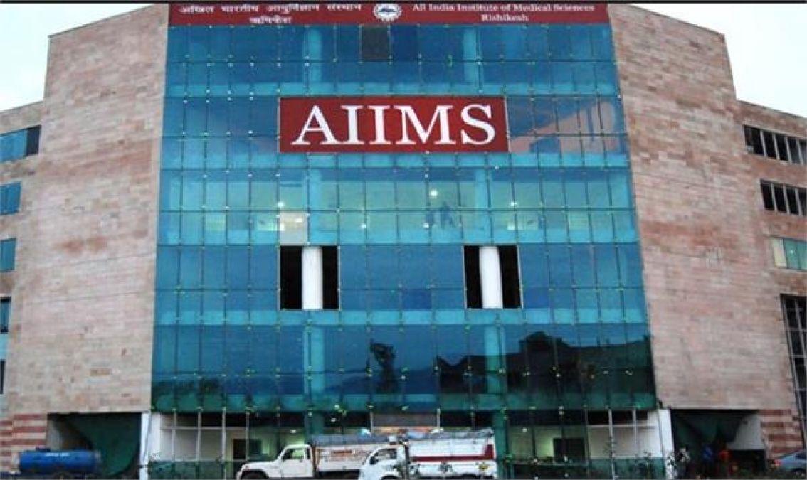 AIIMS Patna Jobs 2019: Walk in for Senior Resident Post