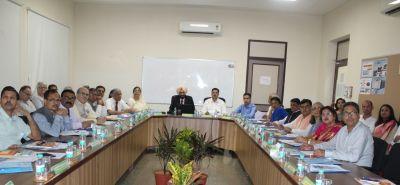 Bhartiya Skill Development University announces three new courses at its 15th BOS meeting