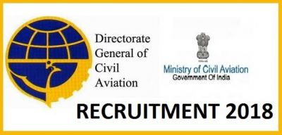 DGCA Recruitment 2018: Vacancy for Consultants