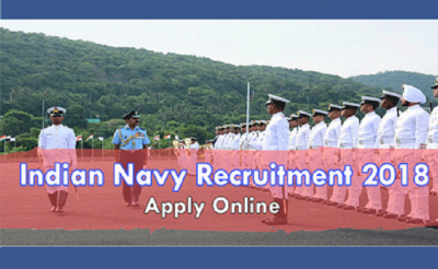 INDIAN NAVY RECRUITMENT 2018: Vacancy for the post of Multi-Tasking Staff, 10th Pass can Apply