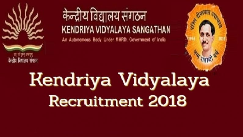 Hurry! More than 8 thousand vacancies in Kendriya Vidyalaya schools, know the details