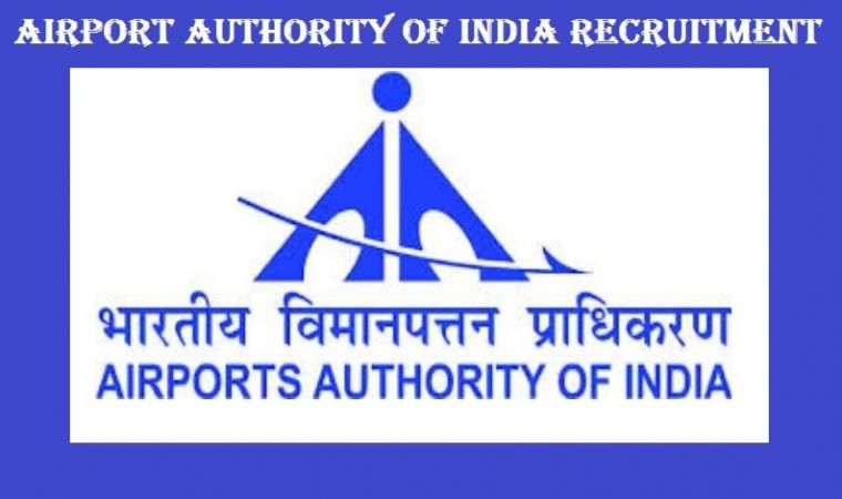 Hurry! Bumper Vacancy in the Airport Authority of India