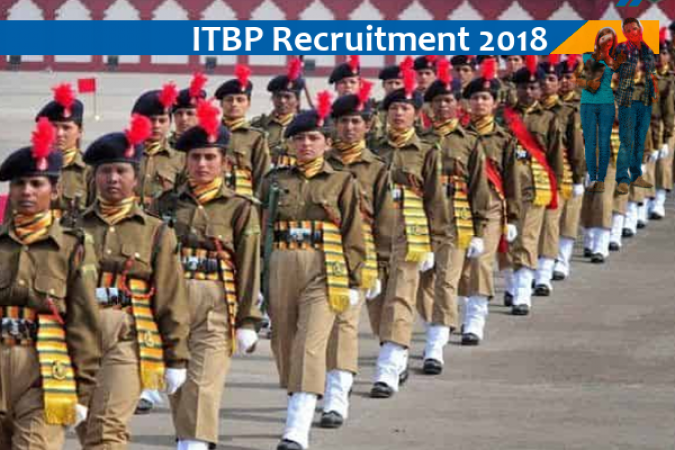 Hurry! Limited ITBP Vacancies with a great salary