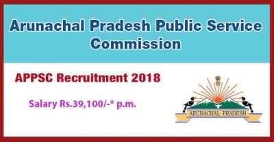 APPSC Recruitment 2018: Limited Posts of Assistant Professor with great salary, Hurry!