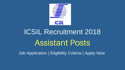 ICSI Recruitment 2018: Apply for CRC Executives, Only 50 Posts left, Hurry!