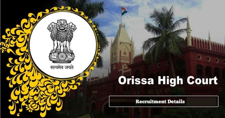Hurry! Golden Opportunity for Research Assistant at Orissa High Court