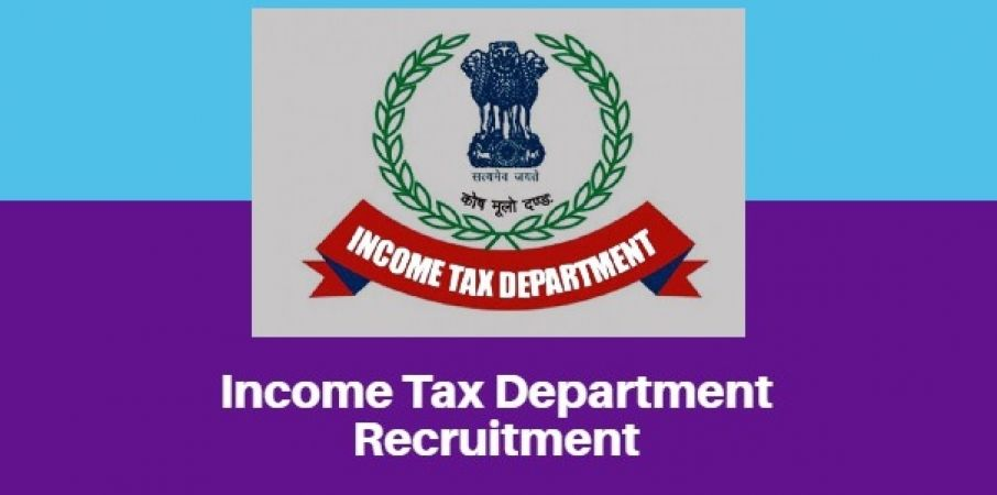 ITD Recruitment 2018: Great Opportunity for Job at Income Tax Department, Apply Soon