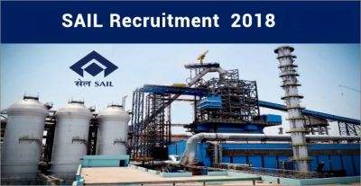 SAIL Recruitment 2018: Vacancy for the post of Trainee Nurse, Apply Soon