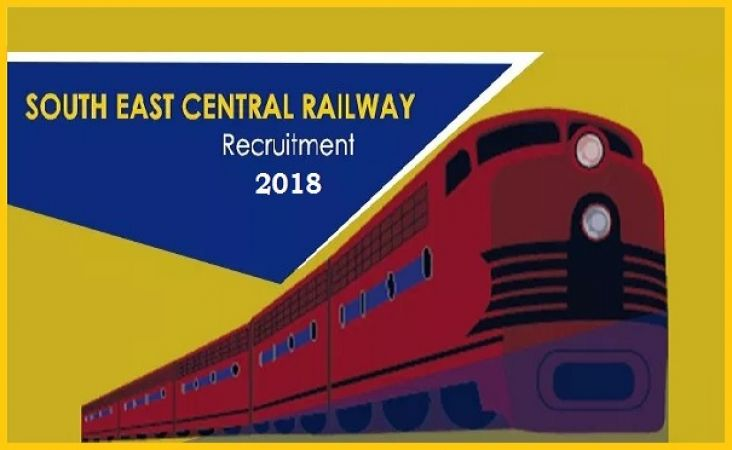 Hurry! Recruitment of Trainees at South East Central Railway