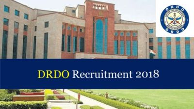 DRDO Recruitment 2018: Vacancy  for Senior Technical Assistant Posts