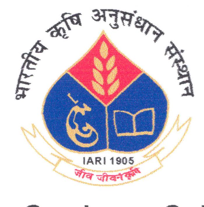 IARI notification for the post of young professionals