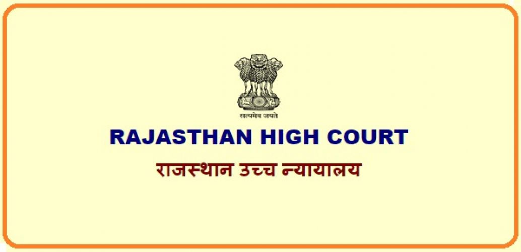 Apply online at hcraj.nic.in for the post of District judge cadre