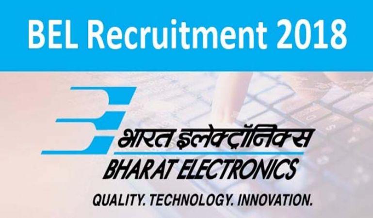 BEL Recruitment 2018: 86 Posts Vacant for Deputy Engineer