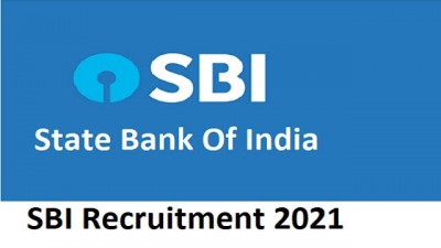 SBI Recruitment Notification 2021 released for 6100 posts