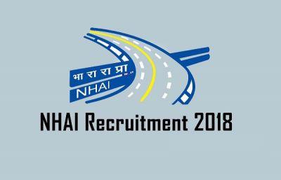 NHAI Recruitment 2018: Vacancies of Assistant Advisor's posts