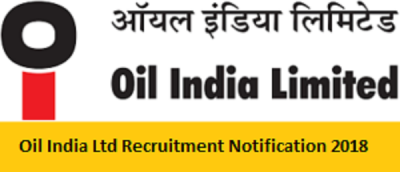 OIL INDIA LIMITED Recruitment 2018: Charted Accountants Required Urgently