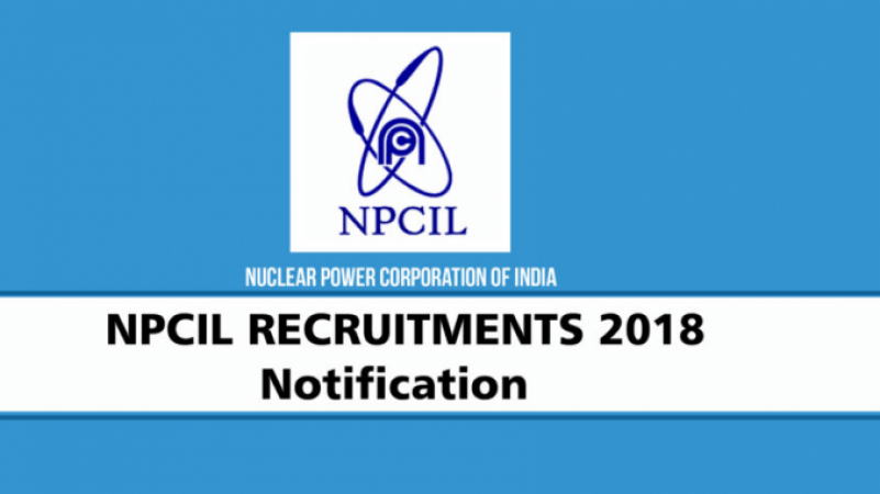 NPCIL Recruitment 2018: Hurry, Limited Vacancies for Trade Apprentices