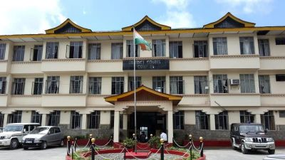 System officer job post vacancy in High court of Sikkim