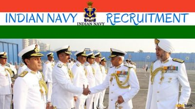 Hurry! Indian Navy Recruited, Only 118 Posts Vacant