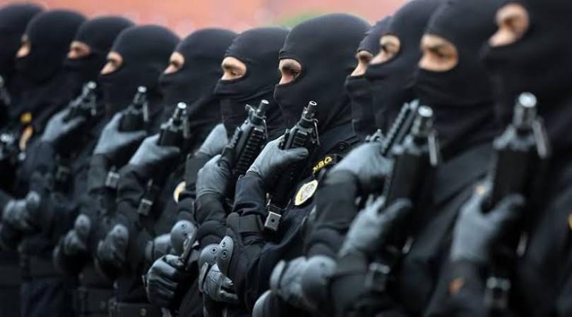 राष्ट्रीय सुरक्षा गार्ड के रूप में बनाए करियर