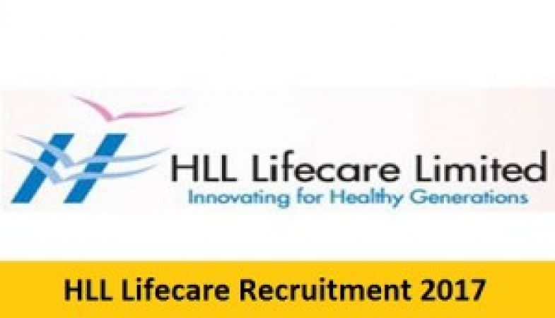 HLL Lifecare Recruitment 2017, For Various Post, Apply Before 30th April