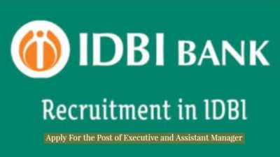IDBI Bank 2019 – Executive Admit Card released