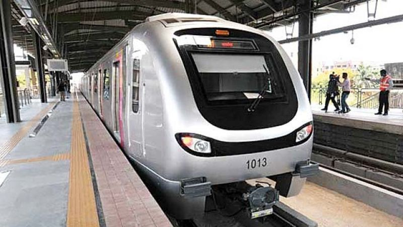 Apply for the job on various post in  MUMBAI METRO RAIL CORPORATION LIMITED