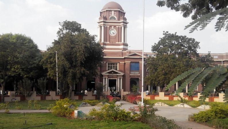 Job recruitment in Principal District Court