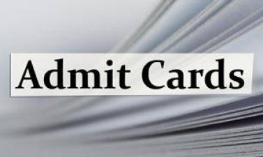 Bihar Forest Guard Admit Card 2019 Check CSBC Forest Exam Date
