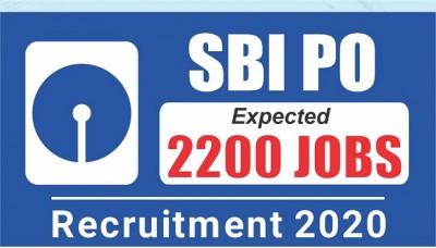 SBI recruitment exam 2020: know more