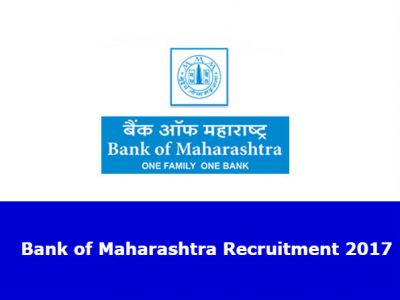 Bank of Maharashtra Recruitment 2018: Apply online for 59 various post
