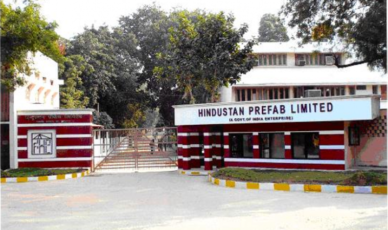 Hindustan Prefab Ltd Recruitment 2018: Golden job opportunity for Civil engineer