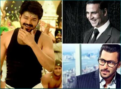 This famous Bollywood actor will be seen in the Hindi remake of 'Master'!