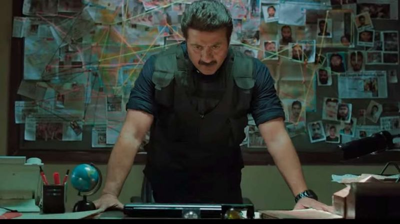 रिलीज हुआ सनी देओल की 'ब्लैंक' का Trailer, बोले- आतंक का कोई चेहरा नहीं, उसका धर्म...'