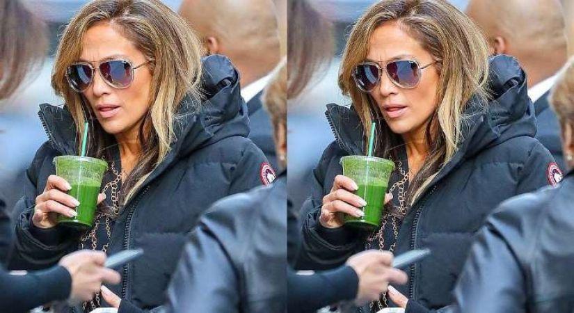 सड़कों पर ज्यूस पीती हुई नजर आई जेनिफर लोपेज, खूबसूरत तस्वीरें इंटरनेट पर वायरल