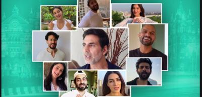 Song 'Muskurayega India' released amidst Coronavirus, many celebs unite