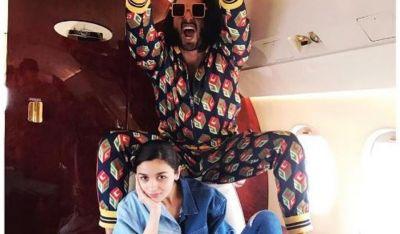 आएगा रणवीर सिंह का गली बॉय, पोस्ट की तस्वीर