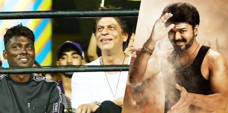 तो शाहरुख़ खान अब तमिल फिल्म 'मर्सल' के रीमेक में आएंगे नज़र!