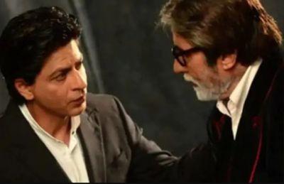 शाहरुख़ बोले- हर रात अमिताभ के घर के बाहर इस चीज के लिए करता हूँ इन्तजार