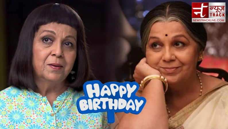 जन्मदिन विशेष : अमिताभ की माँ तो कभी बनी कस्तूरबा गांधी, यह अवॉर्ड पाने वाली एकलौती अभिनेत्री है रोहिणी