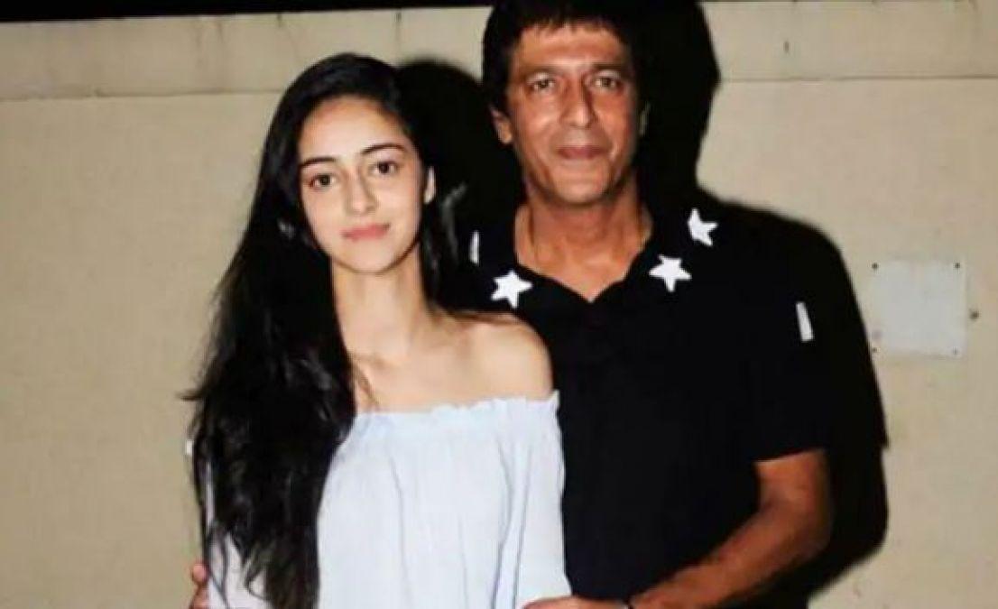 महज 20 साल की है अनन्या पांडेय, जल्द रिलीज होगी पहली फिल्म