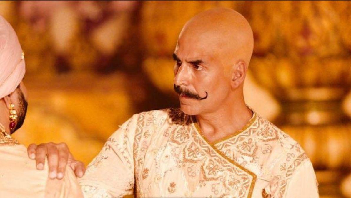 Housefull 4 : फिल्म में कुछ ऐसा होगा अक्षय कुमार का लुक, हुए गंजे