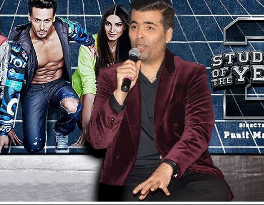 Soty 2 के ट्रेलर लॉन्च पर करण जौहर ने बताई दोनों अभिनेत्रियों की खास बातें