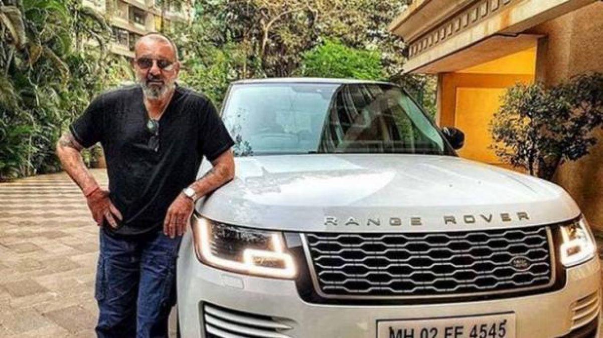 संजय दत्त ने खरीदी करोड़ों की चमचमाती कार, पलक झपकते ही 225 KMPH की रफ्तार