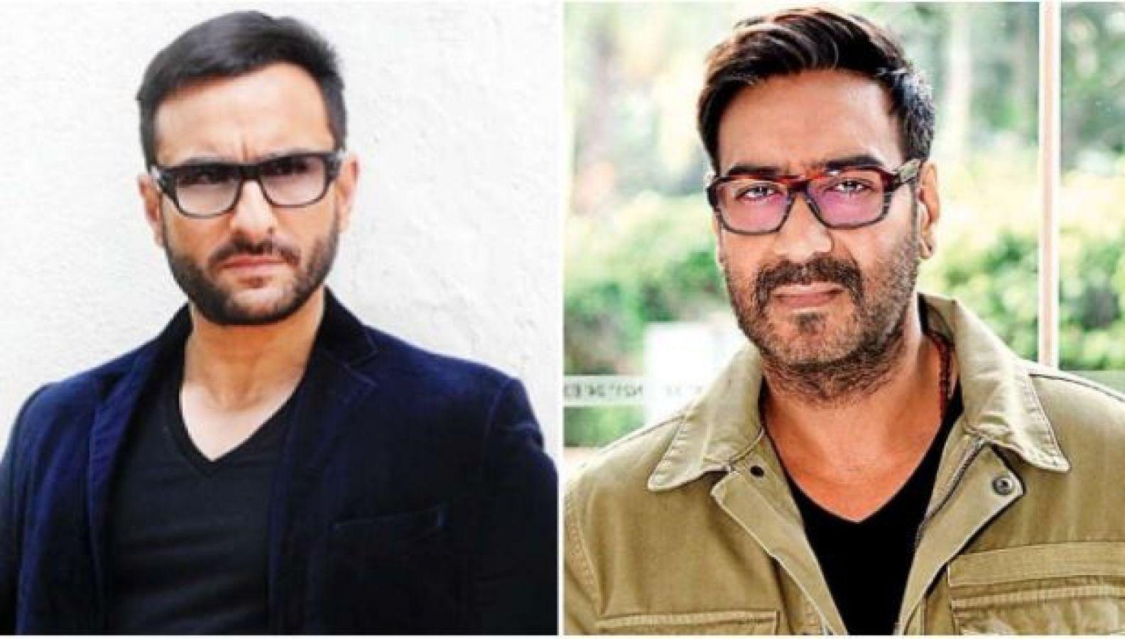अजय की फिल्म में सैफ-करीना की उम्र का अंतर, सैफ ने तुरंत लगाया फोन और फिर...