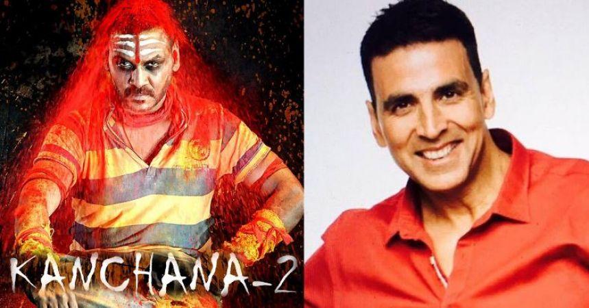 'कंचना 3' के हिंदी रीमेक में अक्षय का होगा ये किरदार, जानिए बदली हुई कहानी