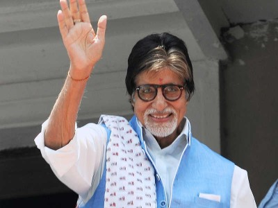 Amitabh replies to trollers, says he believes in doing charity instead of show-off