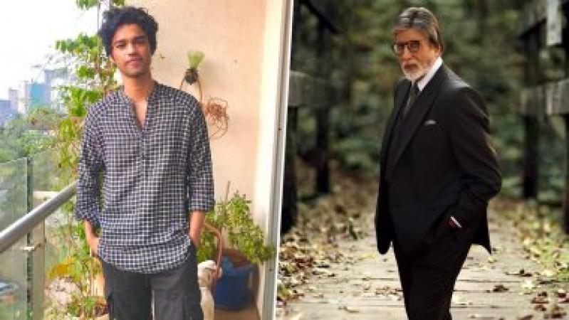 अमिताभ बच्चन के साथ काम करना चाहते है बाबिल खान