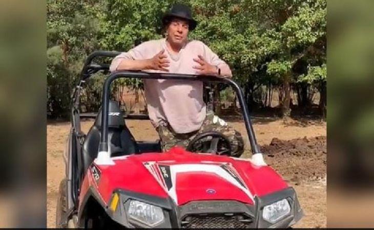 VIDEO : 83 साल की उम्र में खेती कर रहे हैं धर्मेंद्र, फैंस से पूछ बैठे यह बात