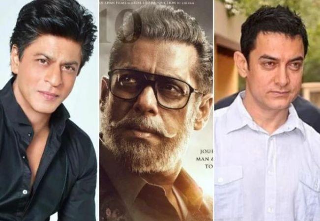 भारत का धाँसू ट्रेलर रिलीज, आमिर-शाहरुख़ ने भी जमकर की तारीफ़